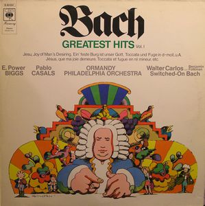 bach bach greatest hits vol 1. Black Bedroom Furniture Sets. Home Design Ideas