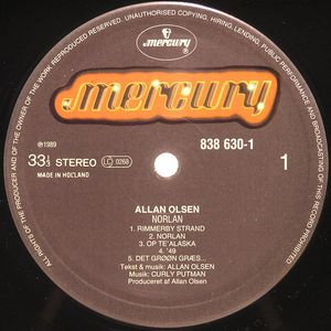 Allan Olsen - Norlan